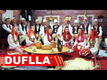 Grupi Folklorik i Vajzave - SHKA DUFLLA