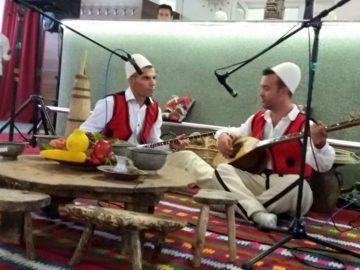 Këngë Gurbeti - Interpretojnë Zekirja Çilafi dhe Fikri Tanallari